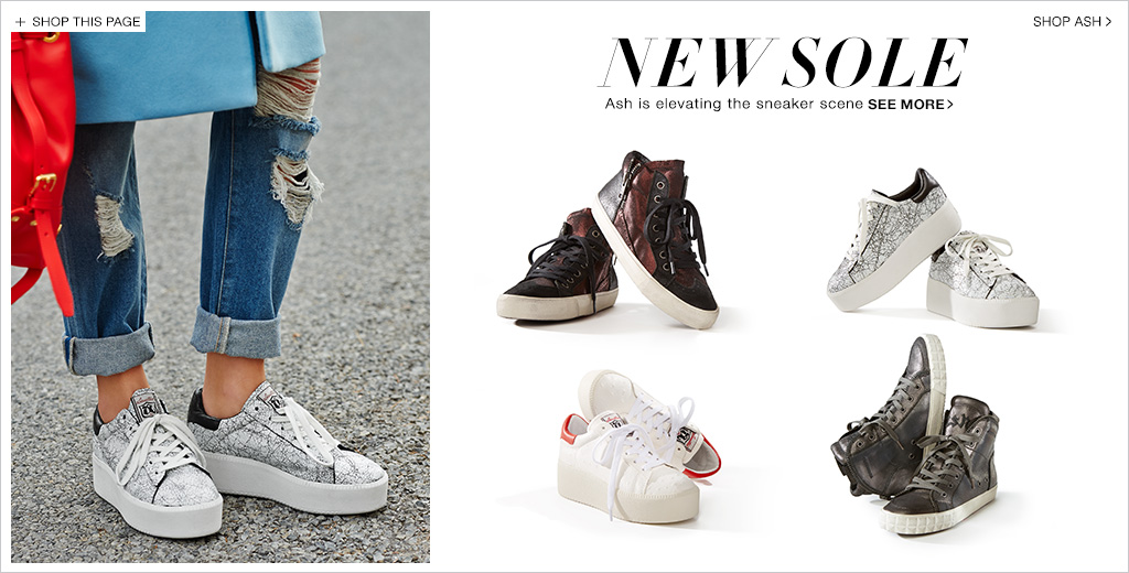 b32f4b6a8ff7 Ash Shoes and Platform Sneakers Lookbook