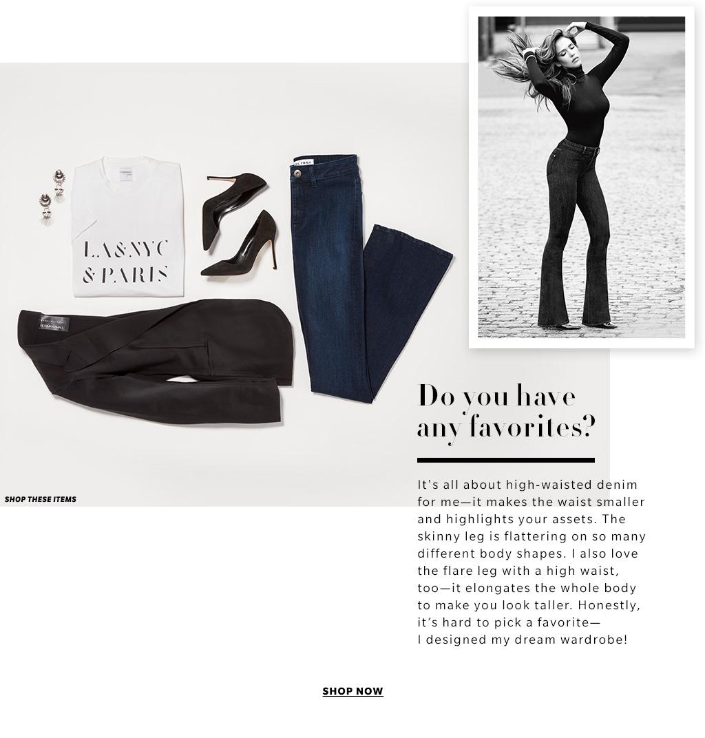 919a64855542 Jessica Alba x DL1961 Denim Collaboration Lookbook