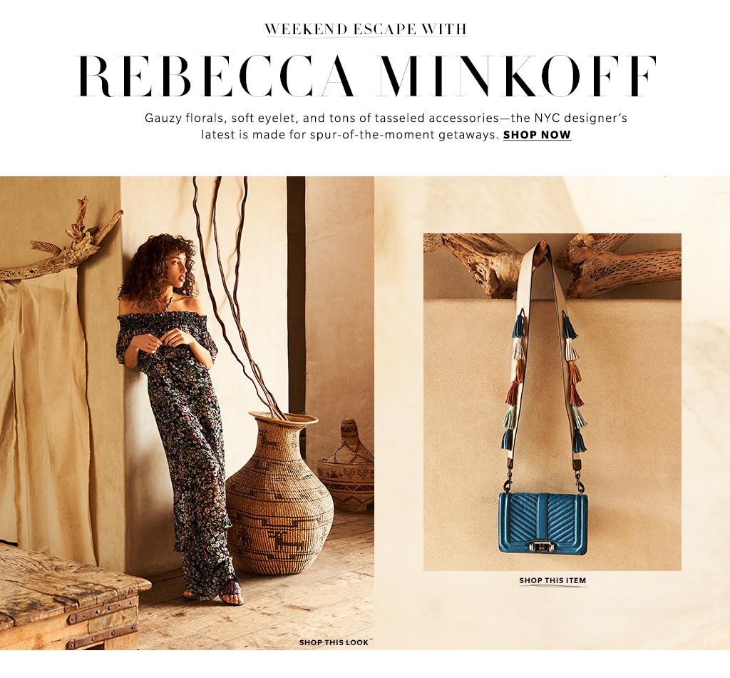 4b6a2977dac Rebecca Minkoff Bags, Clothing   Shoes Spring 2017 - Lookbook   SHOPBOP