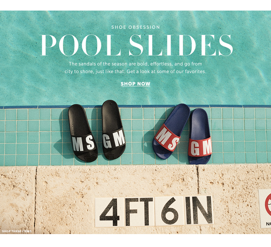 4481a25c4e0a Shoe Trend  Pool Slide Sandals Lookbook