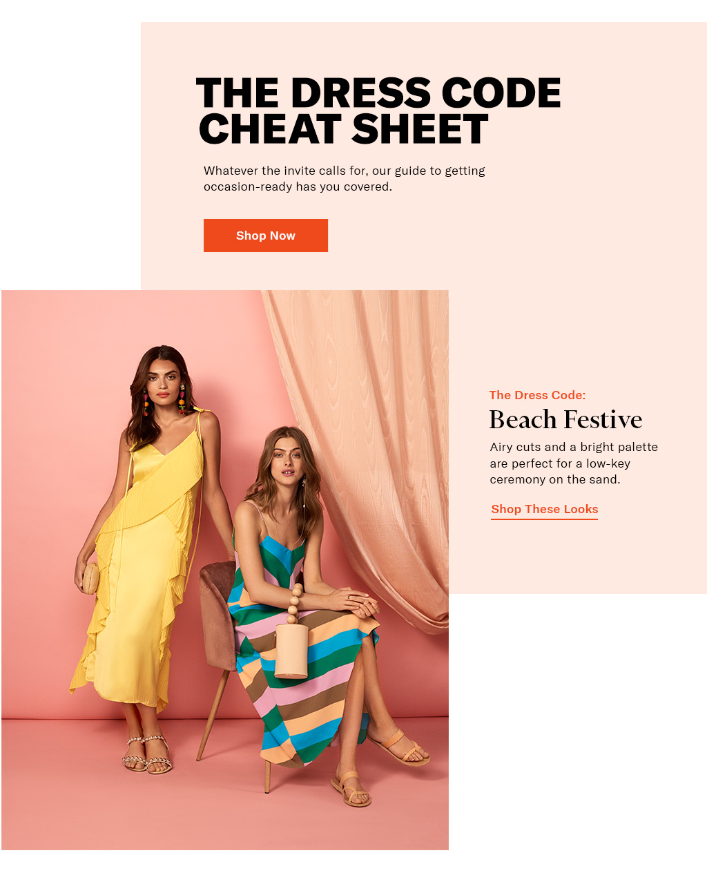 Wedding Guest Dresses Summer 2018 | shopbop