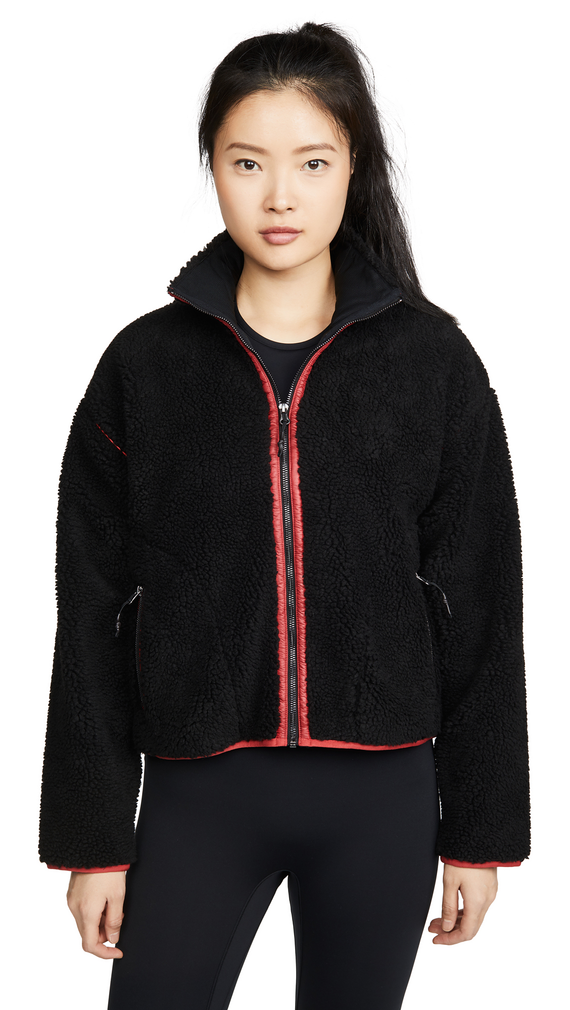 Buy All Access online - photo of All Access Soundtrack Sherpa Jacket