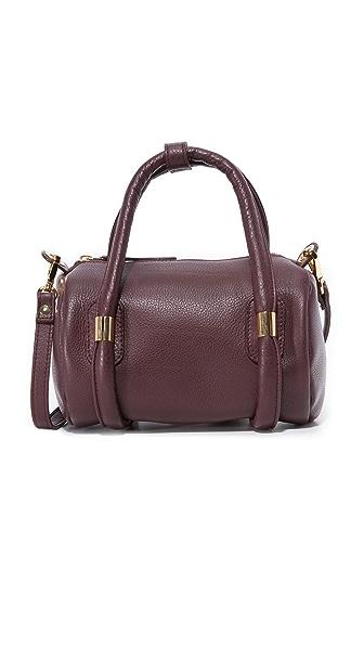 Aandd Mini Duffel Bag - Burgundy at Shopbop