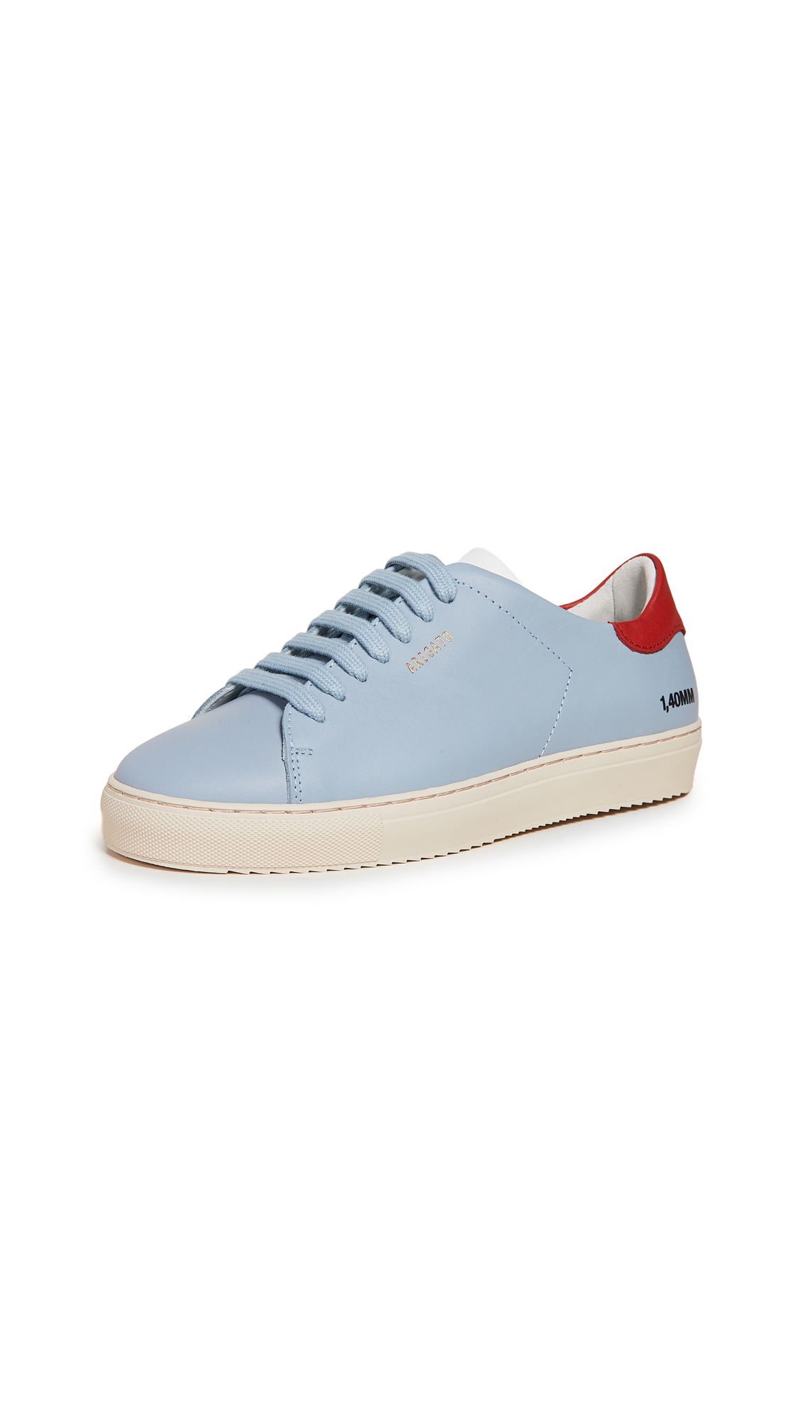 Axel Arigato Clean 90 Multicolor Sneakers - Light Blue/Multi