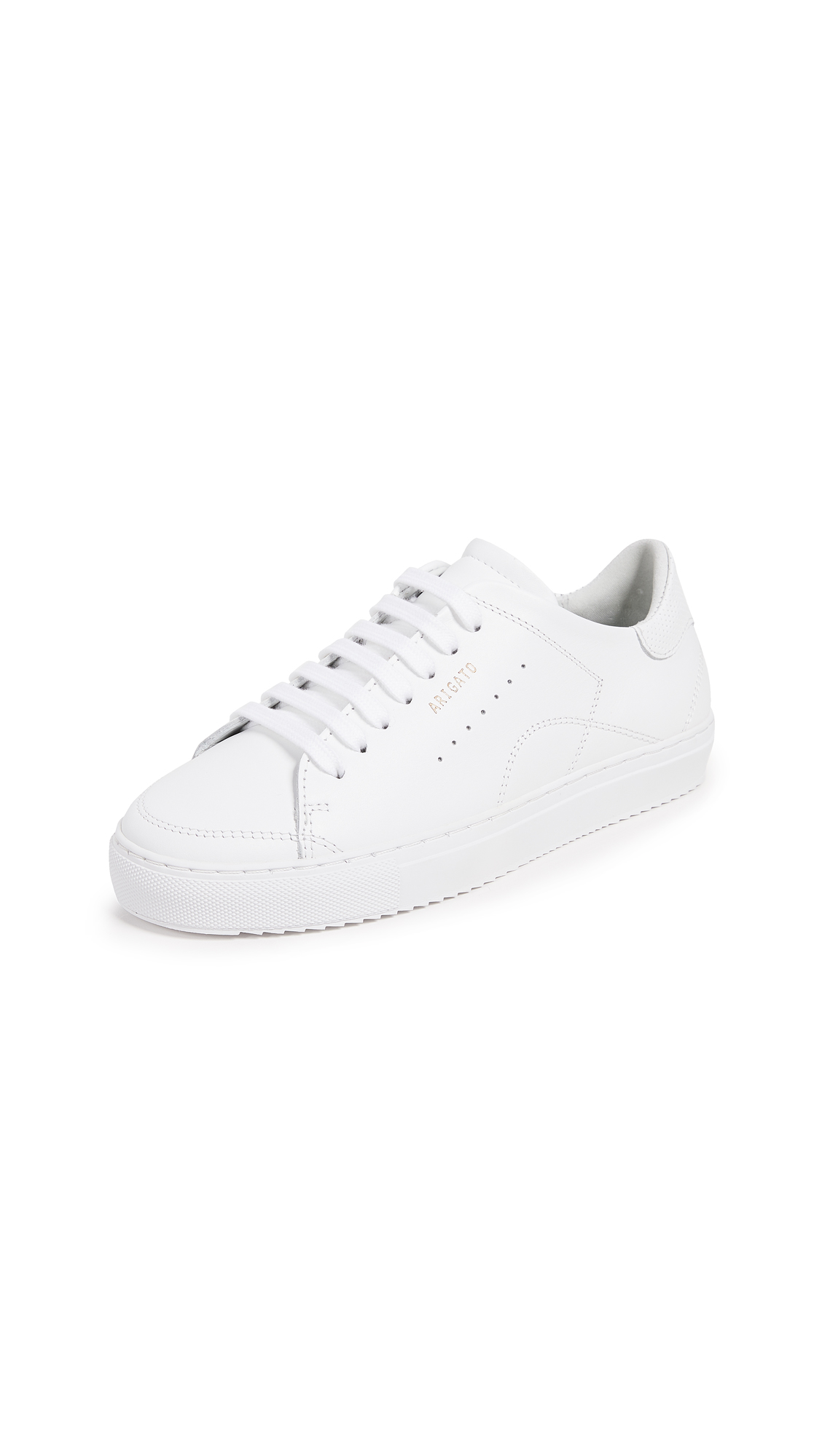 Axel Arigato Detailed Clean 90 Sneakers - White