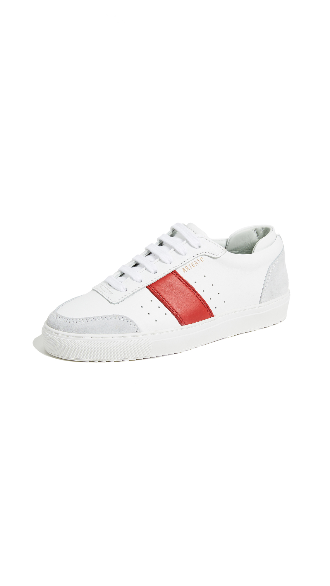 Axel Arigato Dunk Sneakers - White/Red