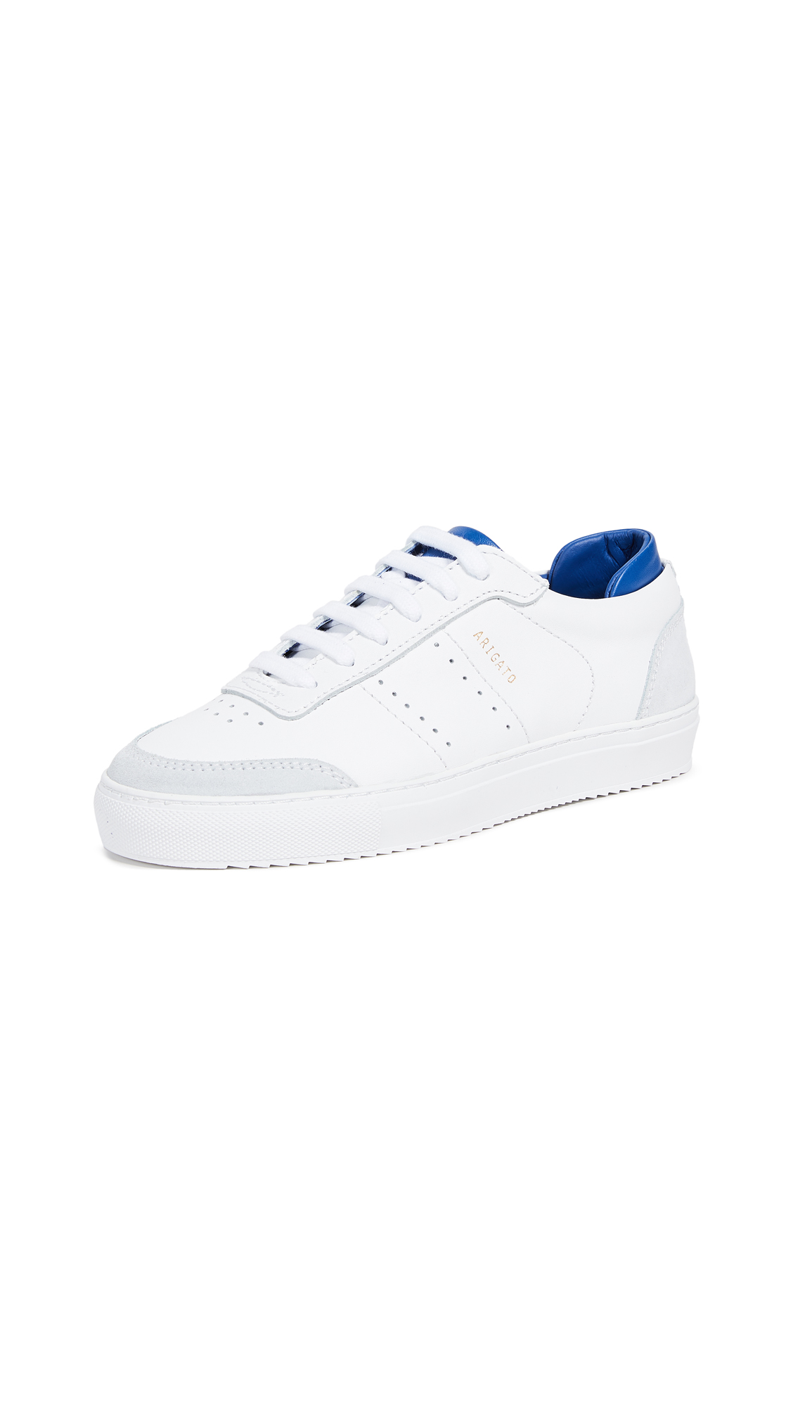 Axel Arigato Dunk Sneakers - White/Blue