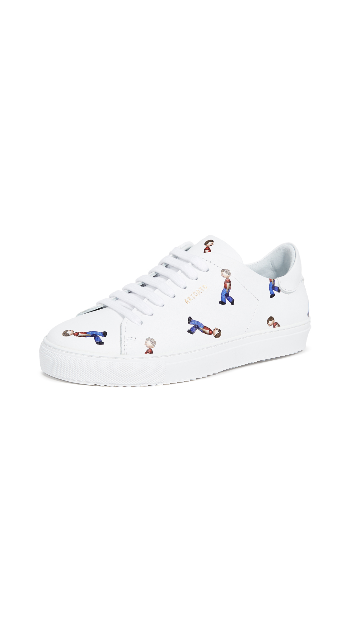 Axel Arigato Clean 90 Sneakers - White
