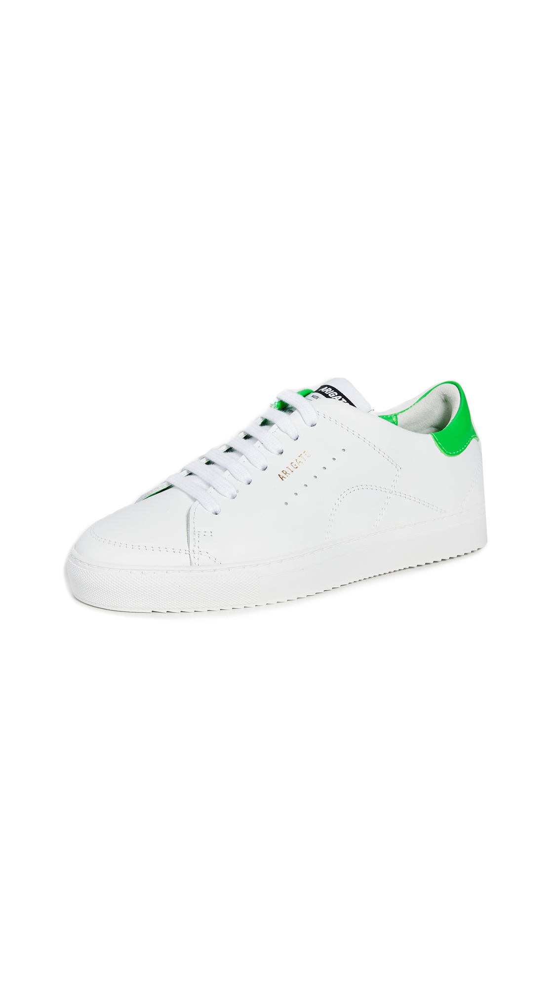 Axel Arigato Detailed Clean 90 Sneakers - Neon/White