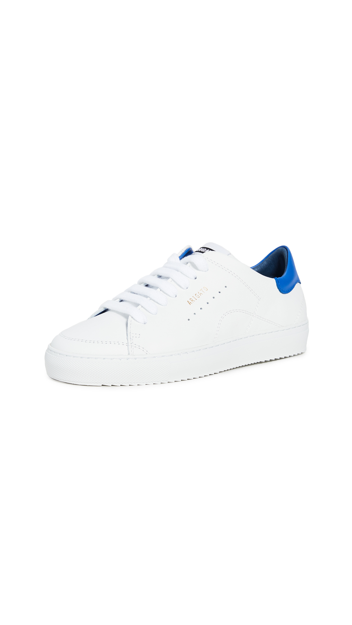 Axel Arigato Detailed Clean 90 Sneakers - Blue/White