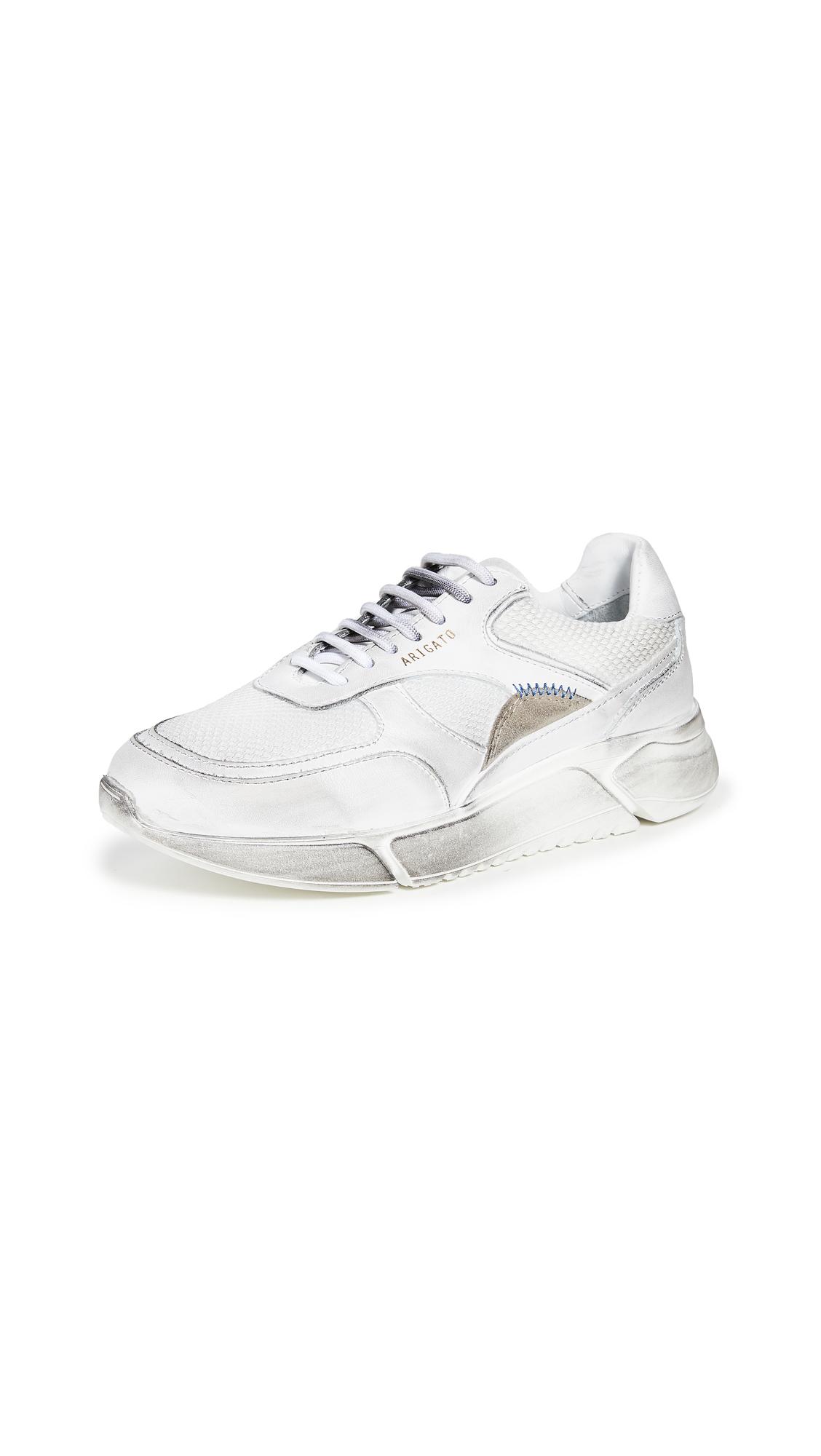 Axel Arigato Genesis Sneakers - White