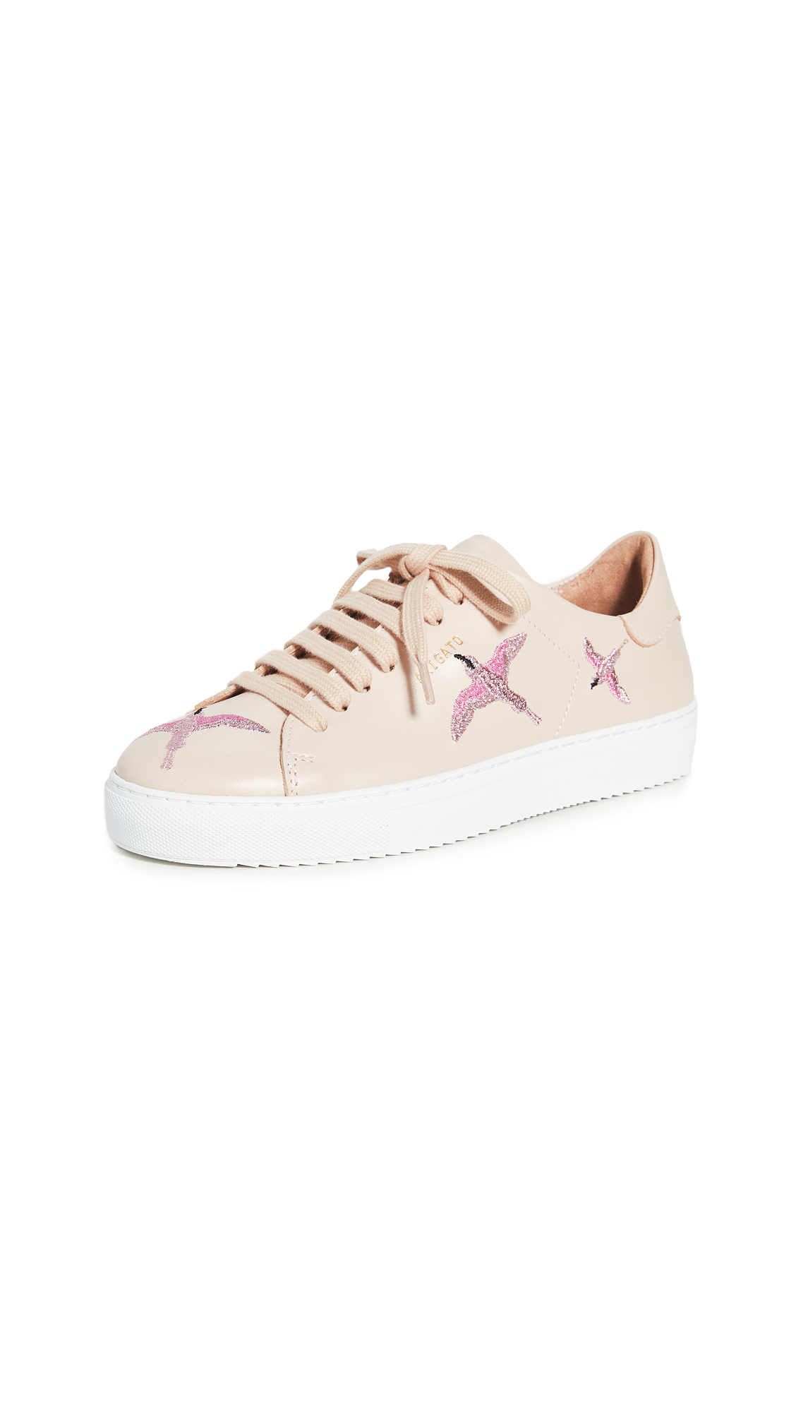 Axel Arigato Clean 90 Sneakers - Dusty Pink