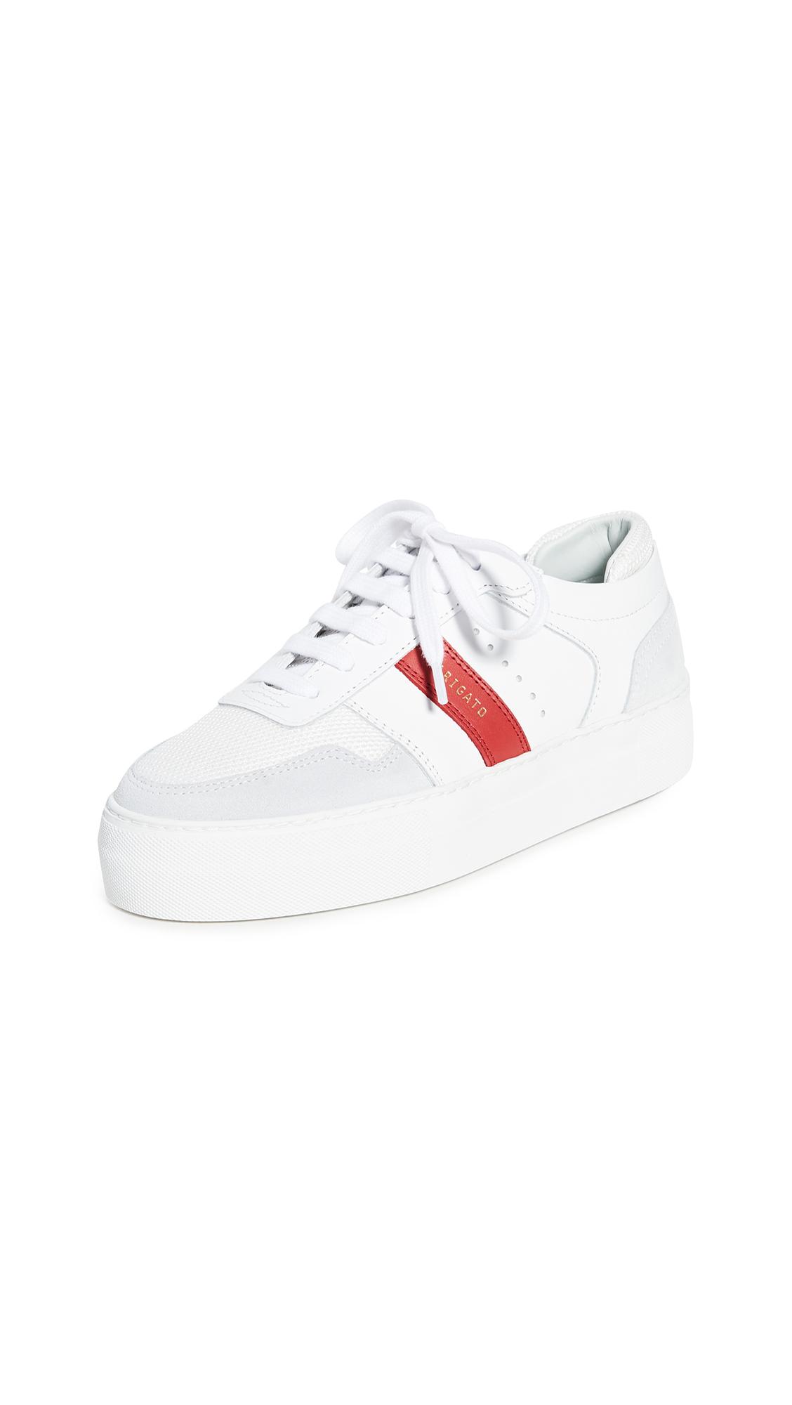 Axel Arigato Platform Sneakers - White/Red