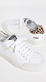 Axel Arigato Clean 90 Triple Animal Sneakers