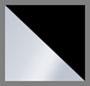 Silver/Onyx