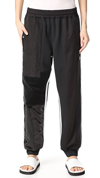 adidas Originals by Alexander Wang Patch Trackpants
