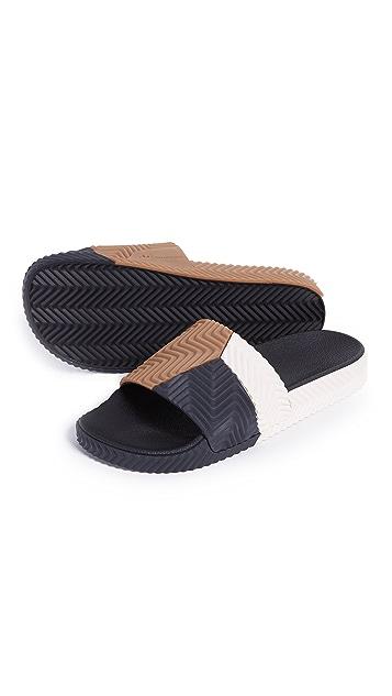 adidas Originals by Alexander Wang AW Adilette Sandals