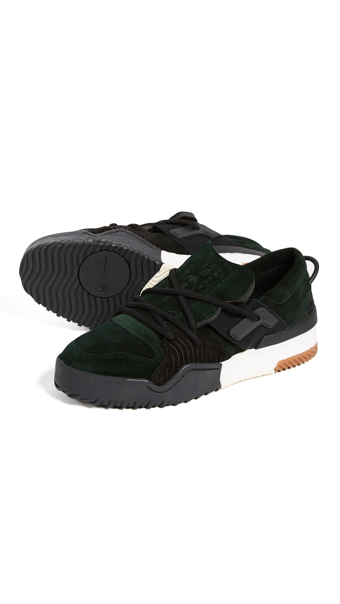 timeless design 81030 e939a adidas Originals by Alexander Wang AW BBall Low Top Sneakers