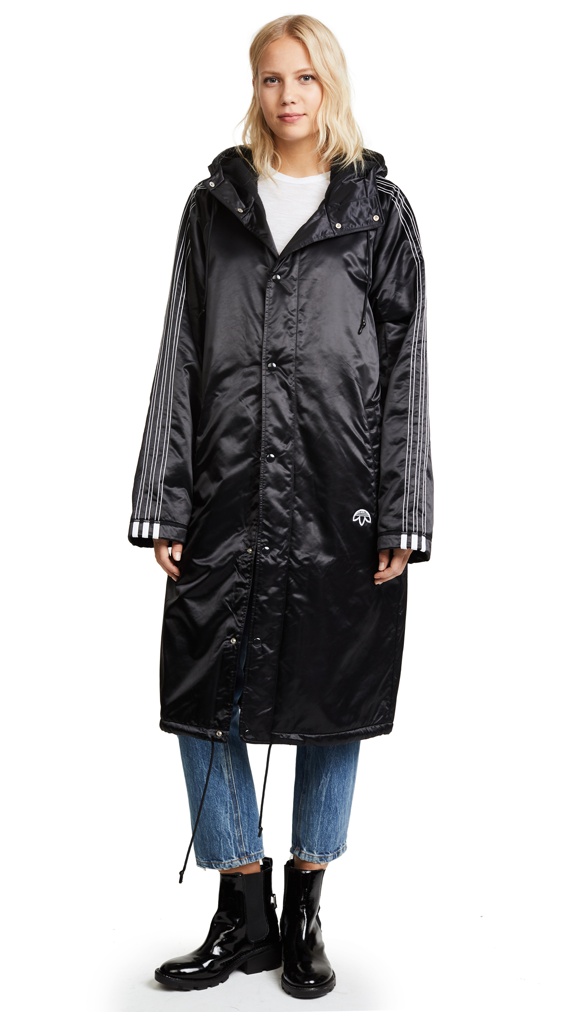 bd2261560eb5 adidas Originals by Alexander Wang AW Stadium Jacket