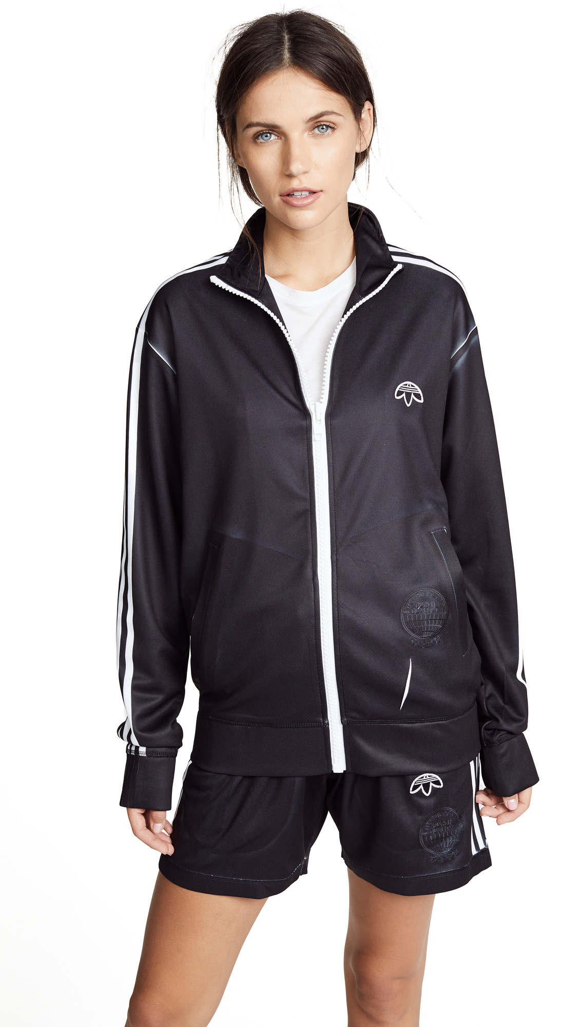ADIDAS ORIGINALS BY ALEXANDER WANG | AW Track Jacket | Goxip