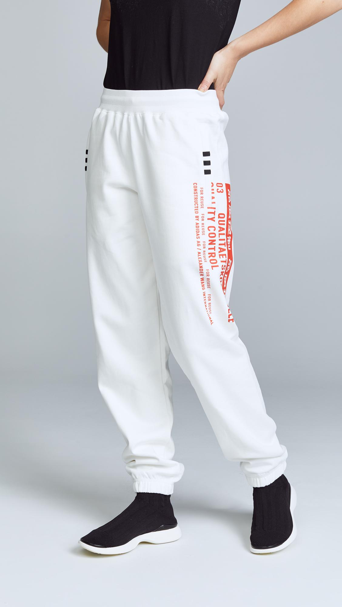 jogging adidas x alexander wang