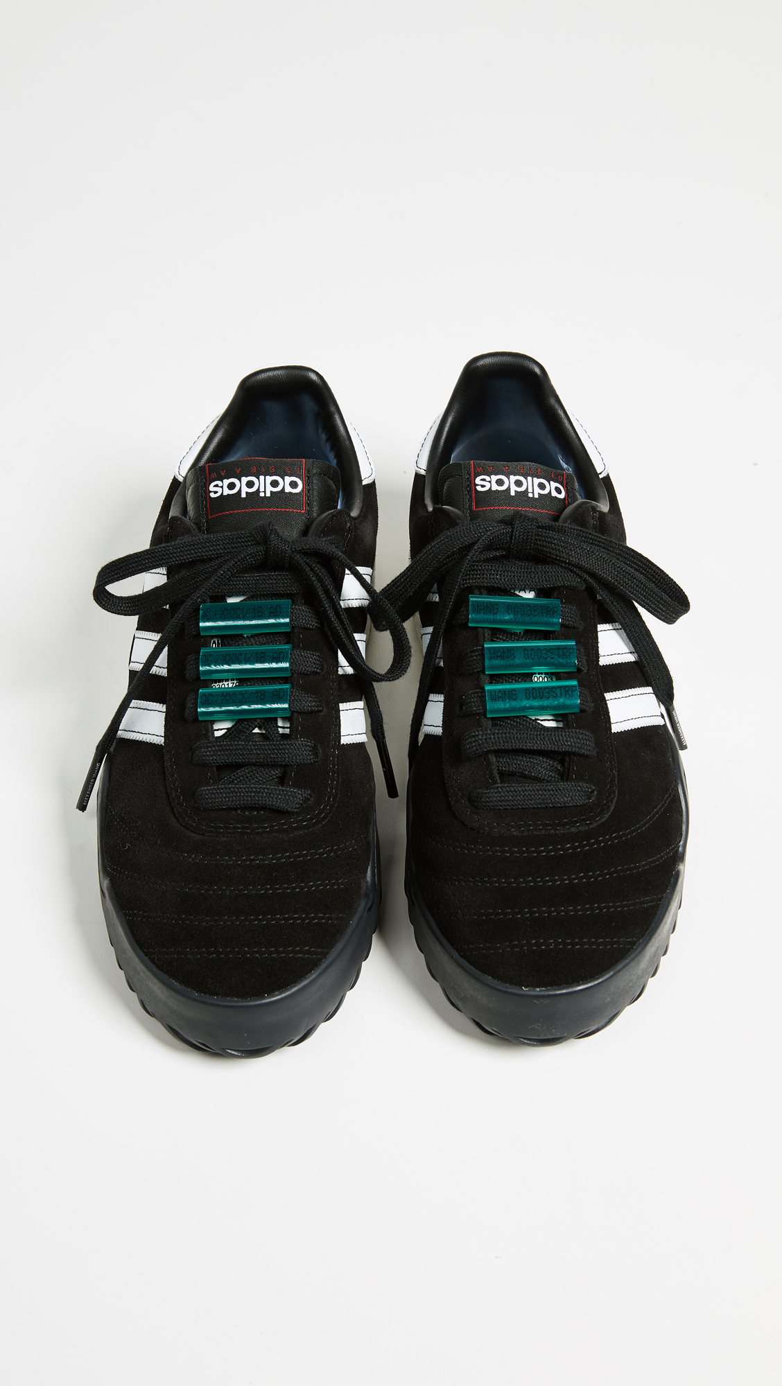 new style 1df82 cde11 adidas Originals by Alexander Wang AW Bball Soccer Sneakers