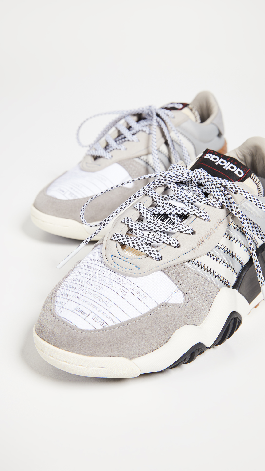 6ba4a19100f21 adidas Originals by Alexander Wang AW Turnout Trainers