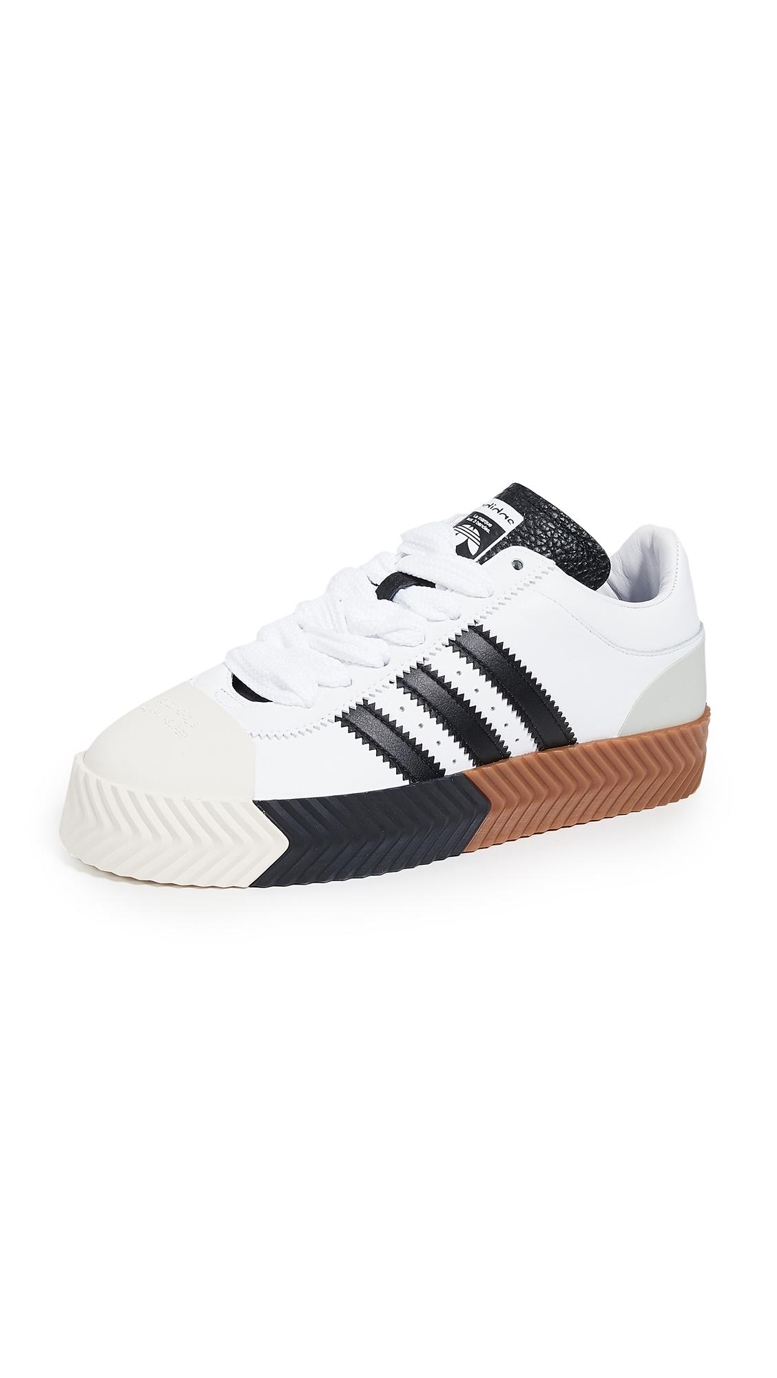 Adidas Originals By Alexander Wang AW SKATE SUPER SNEAKERS