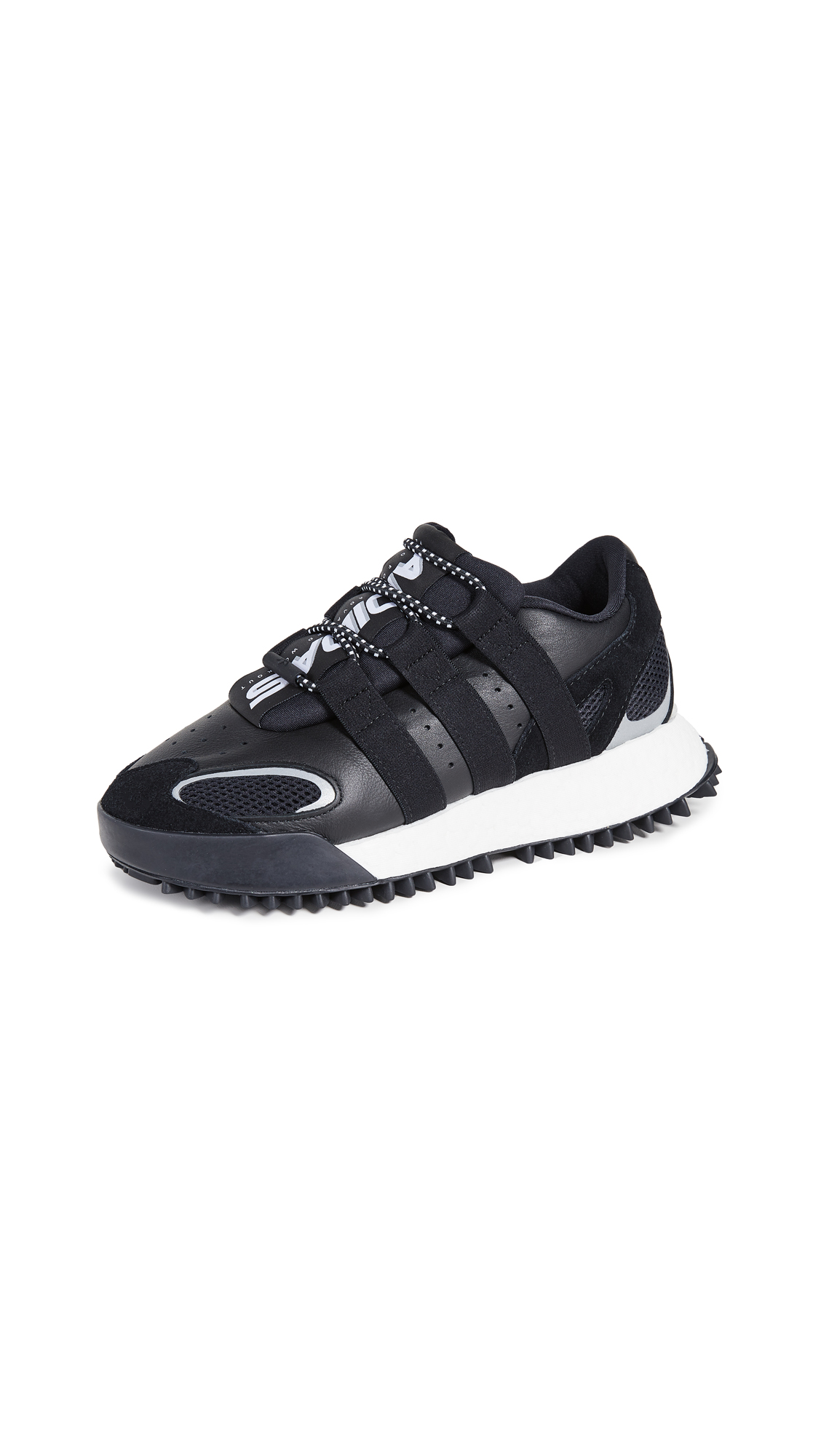 adidas Originals by Alexander Wang AW Wangbody Run Sneakers - Core Black
