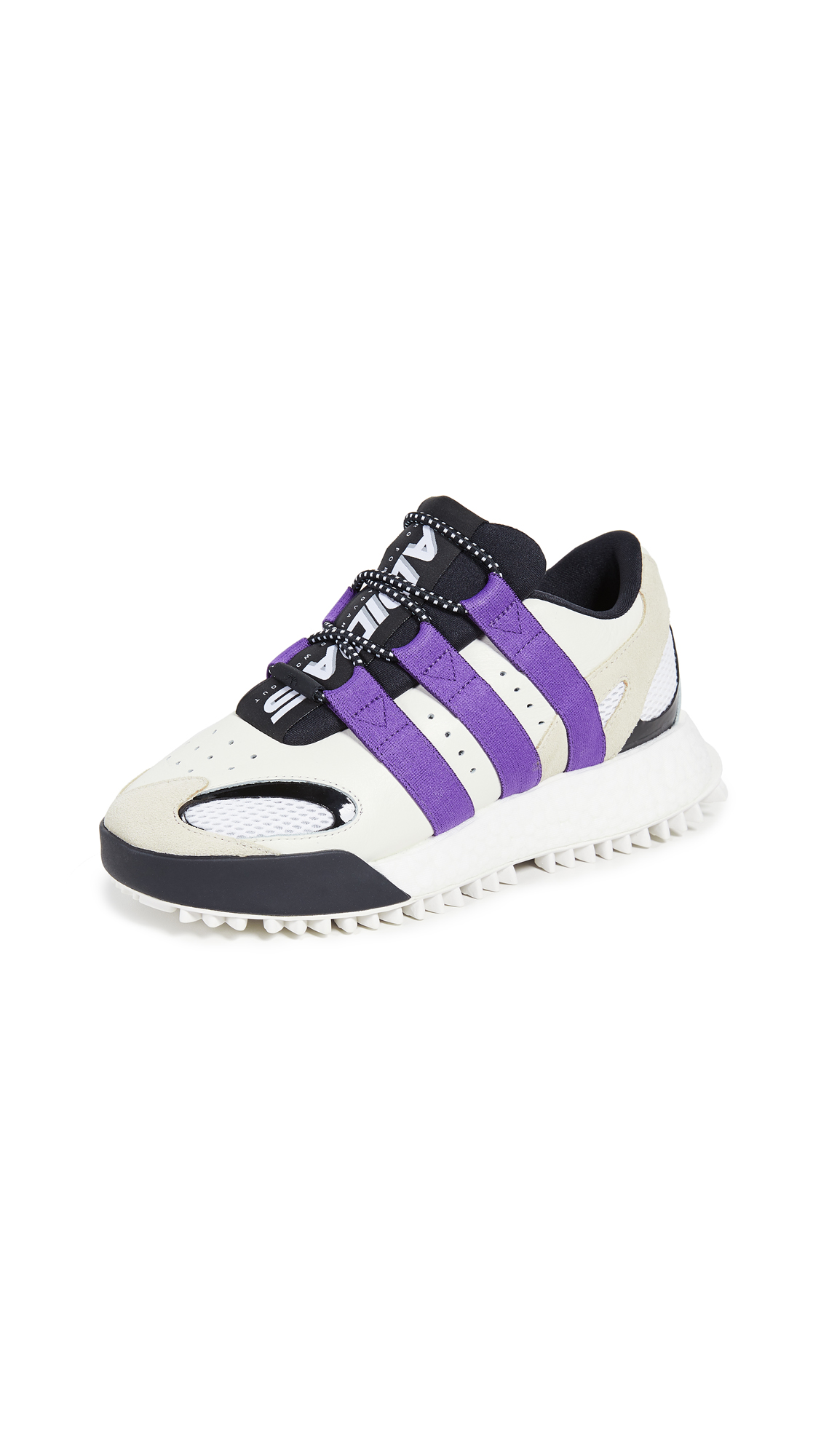 adidas Originals by Alexander Wang AW Wangbody Run Sneakers - Cwhite/Shapur/Cbrown
