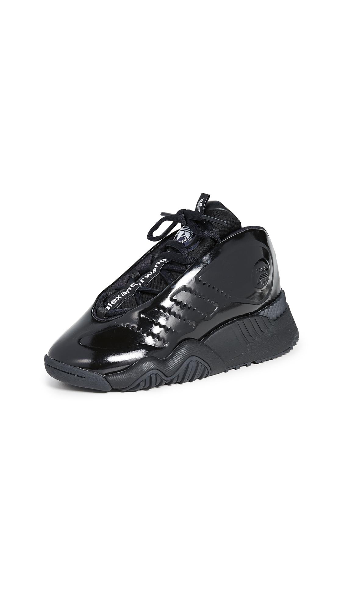 adidas Originals by Alexander Wang AW Futureshell Sneakers - Core Black