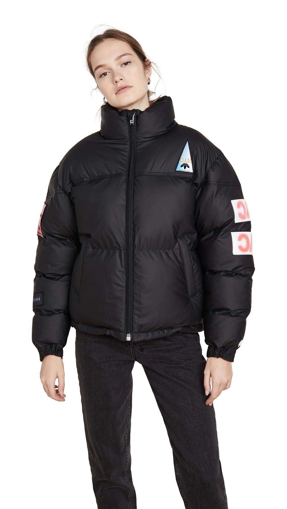 Buy adidas Originals by Alexander Wang Flex2Club Puffer Jacket online beautiful adidas Originals by Alexander Wang Jackets, Coats, Down Jackets