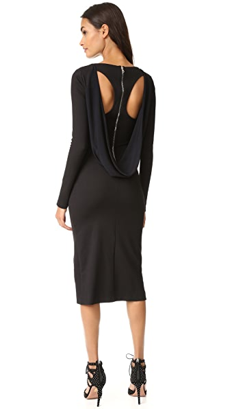 Antonio Berardi Long Sleeve Dress
