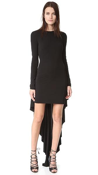 Antonio Berardi Long Sleeve Dress