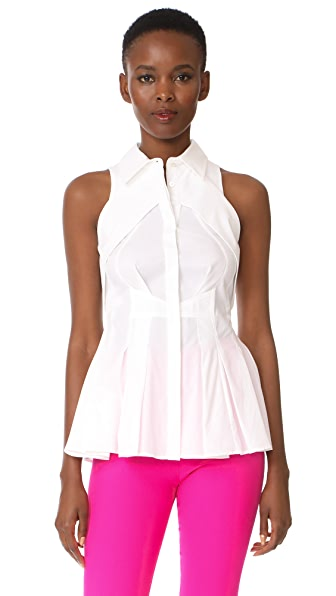 Antonio Berardi Sleeveless Blouse - Ottico