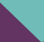 Violet/Turquoise