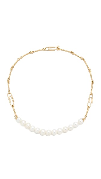 Aurelie Bidermann Cheyne Walk Necklace - Gold