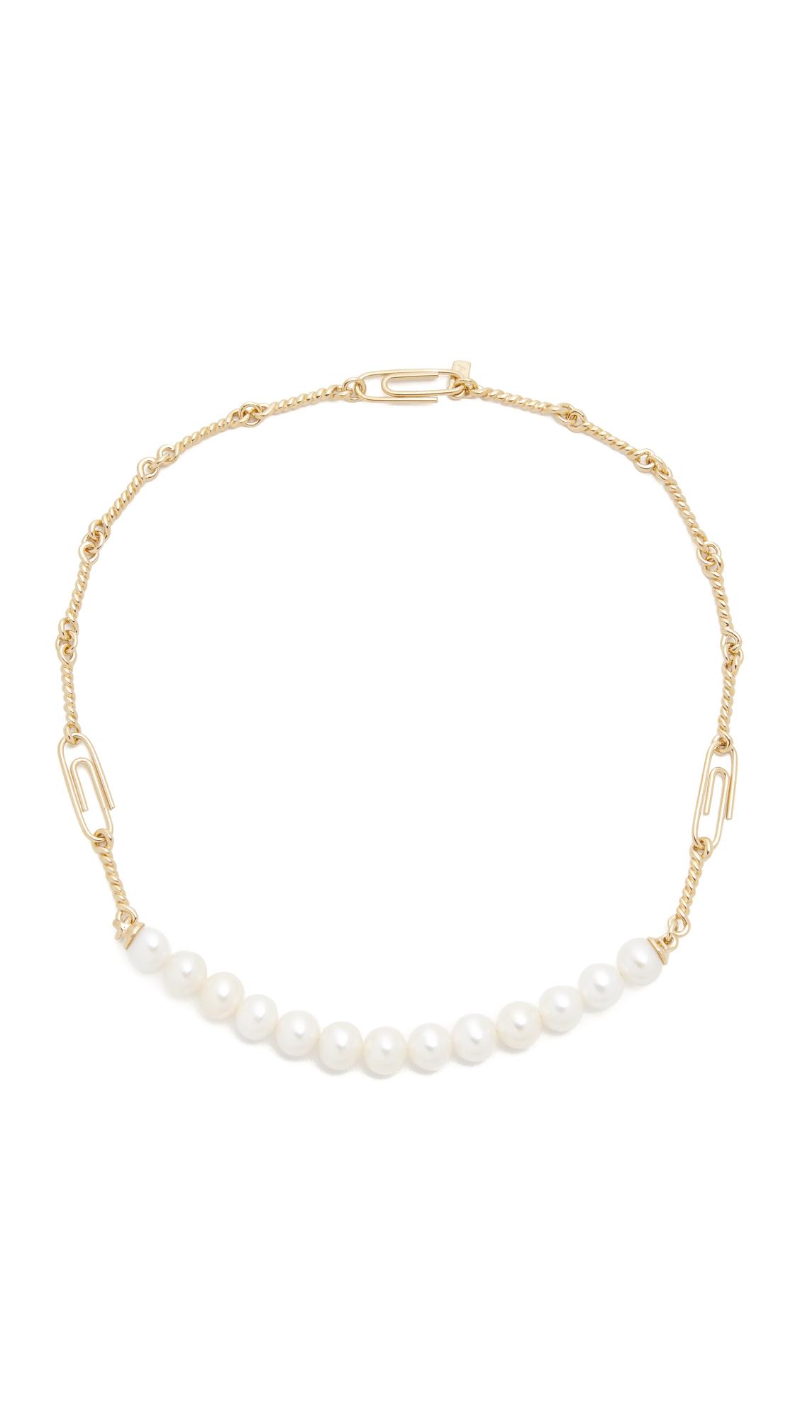 Aurelie Bidermann Cheyne Walk Necklace - Gold at Shopbop