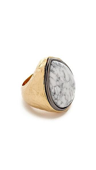 Aurelie Bidermann Marble Ring