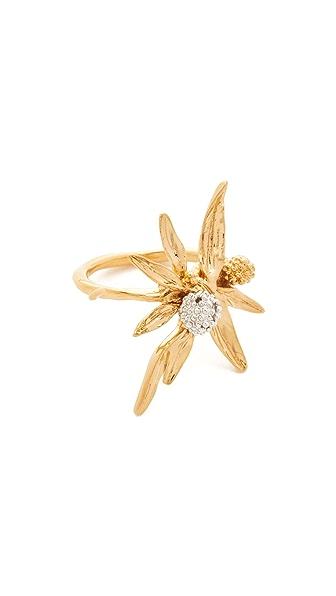 Aurelie Bidermann Mimosa Ring