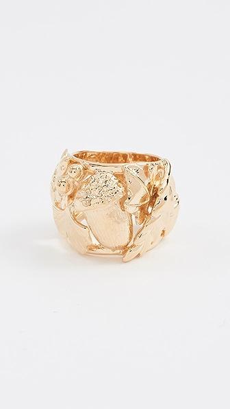 Aurelie Bidermann Barbizon Ring