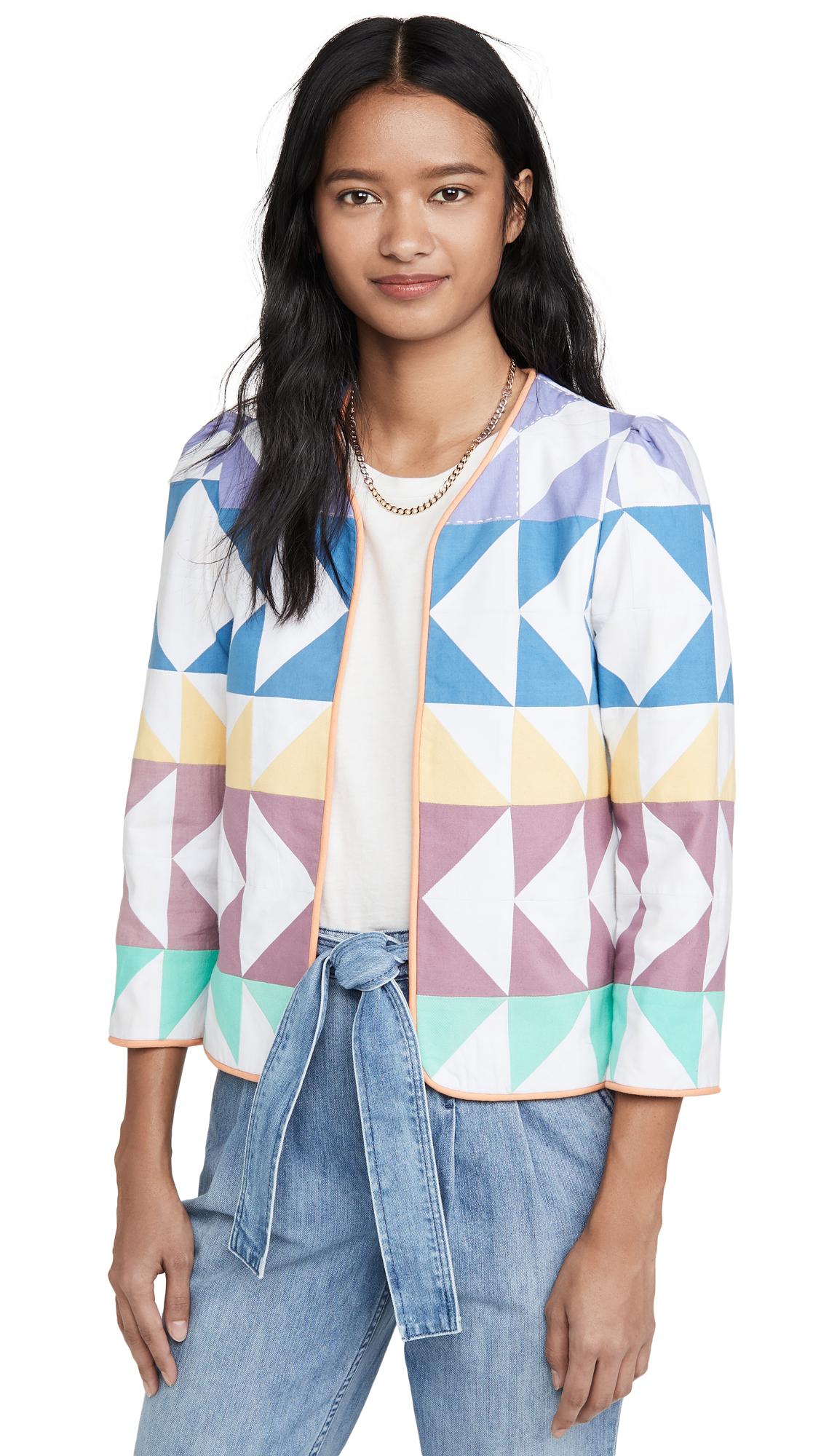 Buy Alix of Bohemia Tropicana Quilt Jacket online beautiful Alix of Bohemia Jackets, Coats, Coats