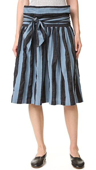 Ace&Jig Paper Bag Skirt - Regent at Shopbop