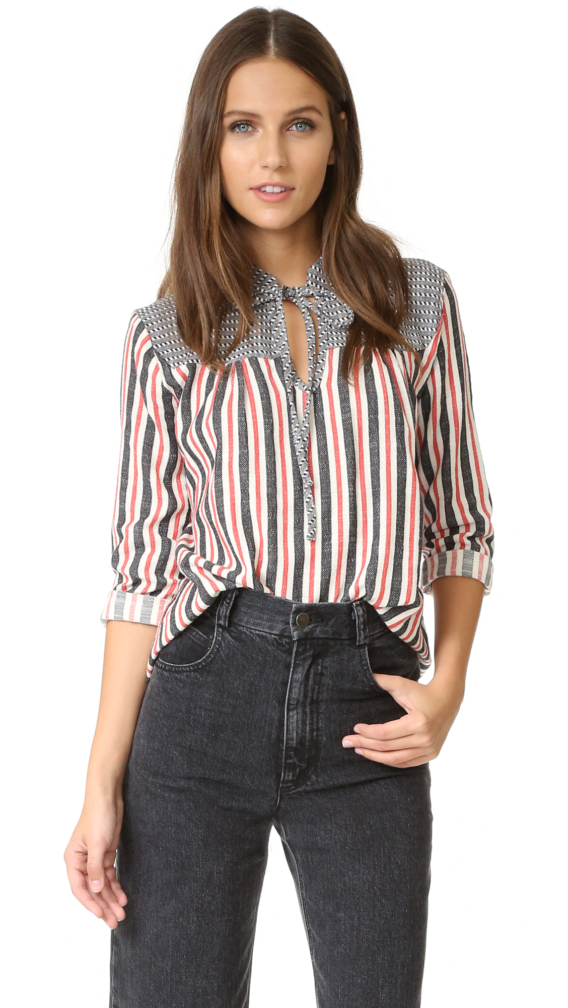 Ace&Jig Constance Top - Cavalier at Shopbop