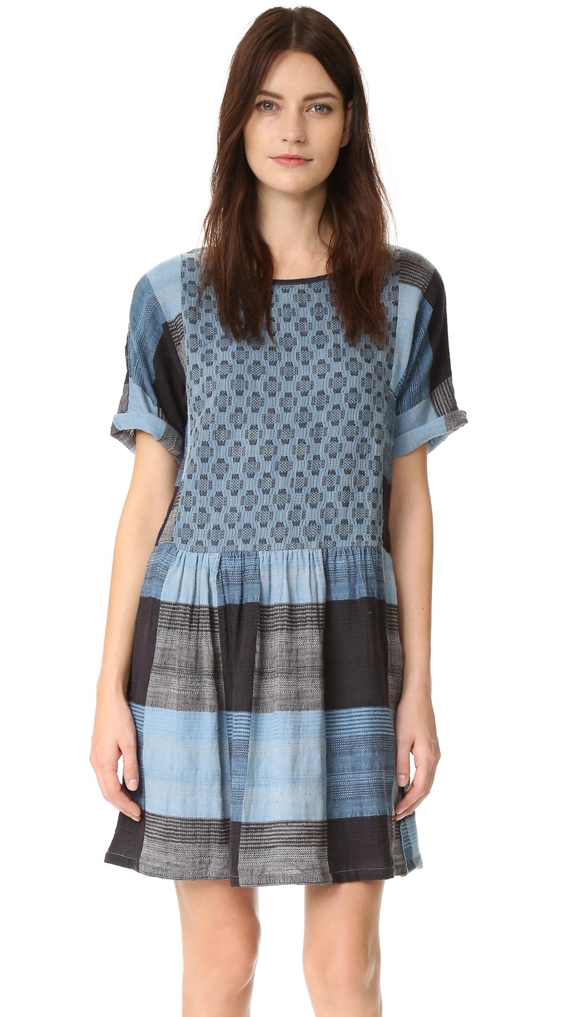 Ace&Jig Mini Cora Dress - Carolina/Victoria at Shopbop