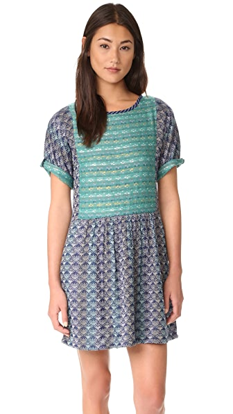 Ace&Jig Mini Cora Dress - Carnaby at Shopbop