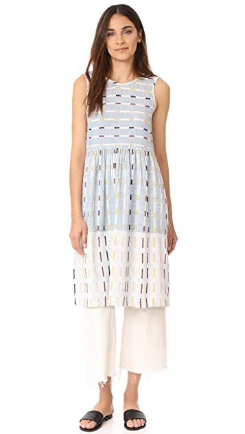ace&jig Teasdale Dress