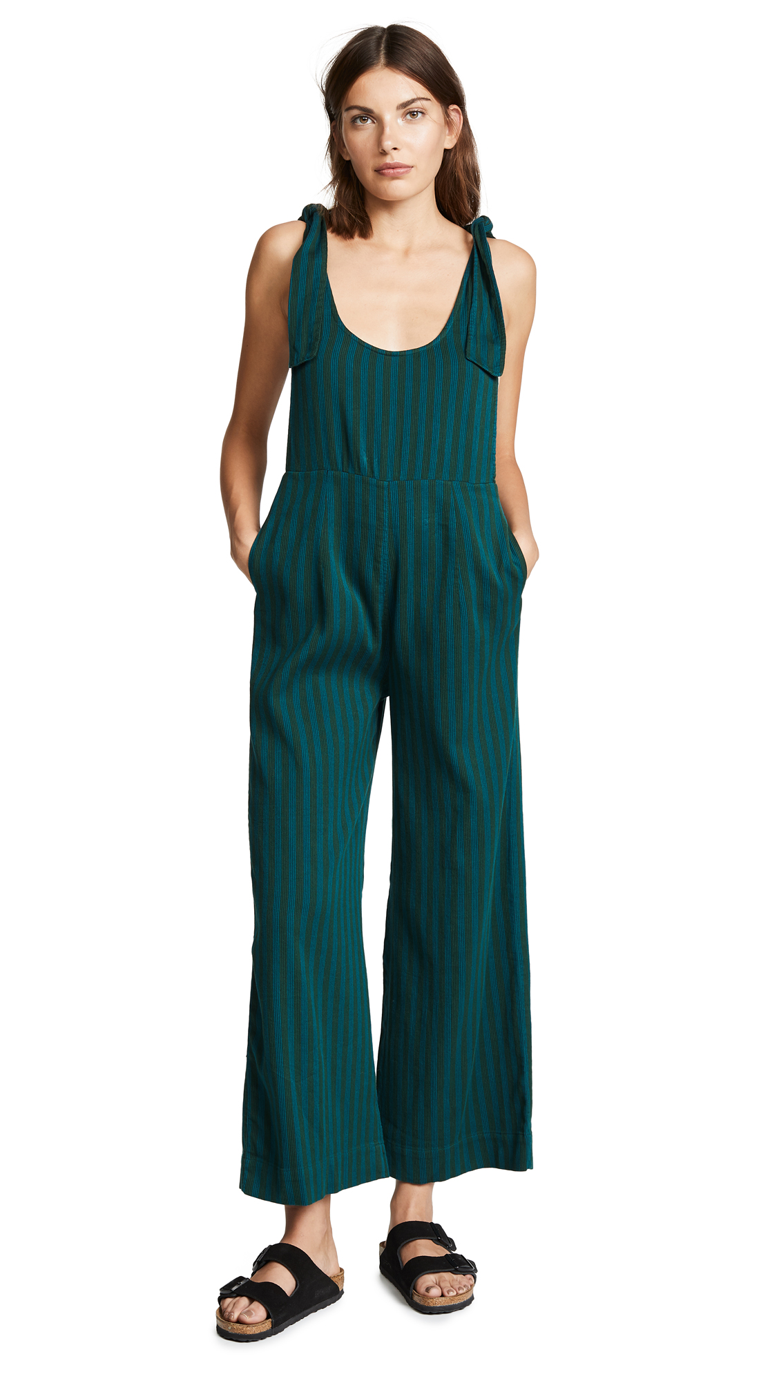 ACE & JIG Johnny Jumpsuit in Duchess