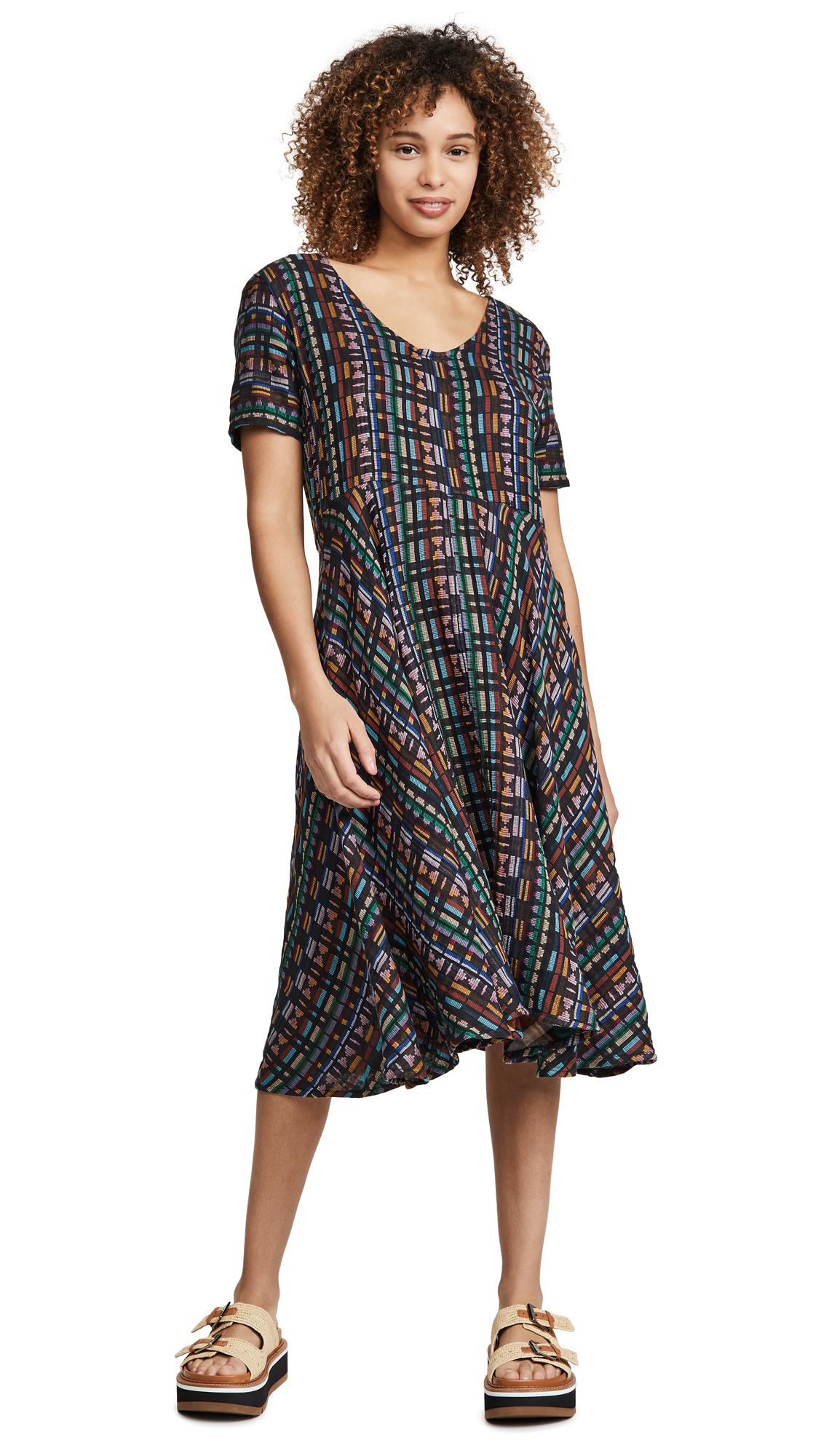 ace & jig Luella Dress - Kaleidoscope