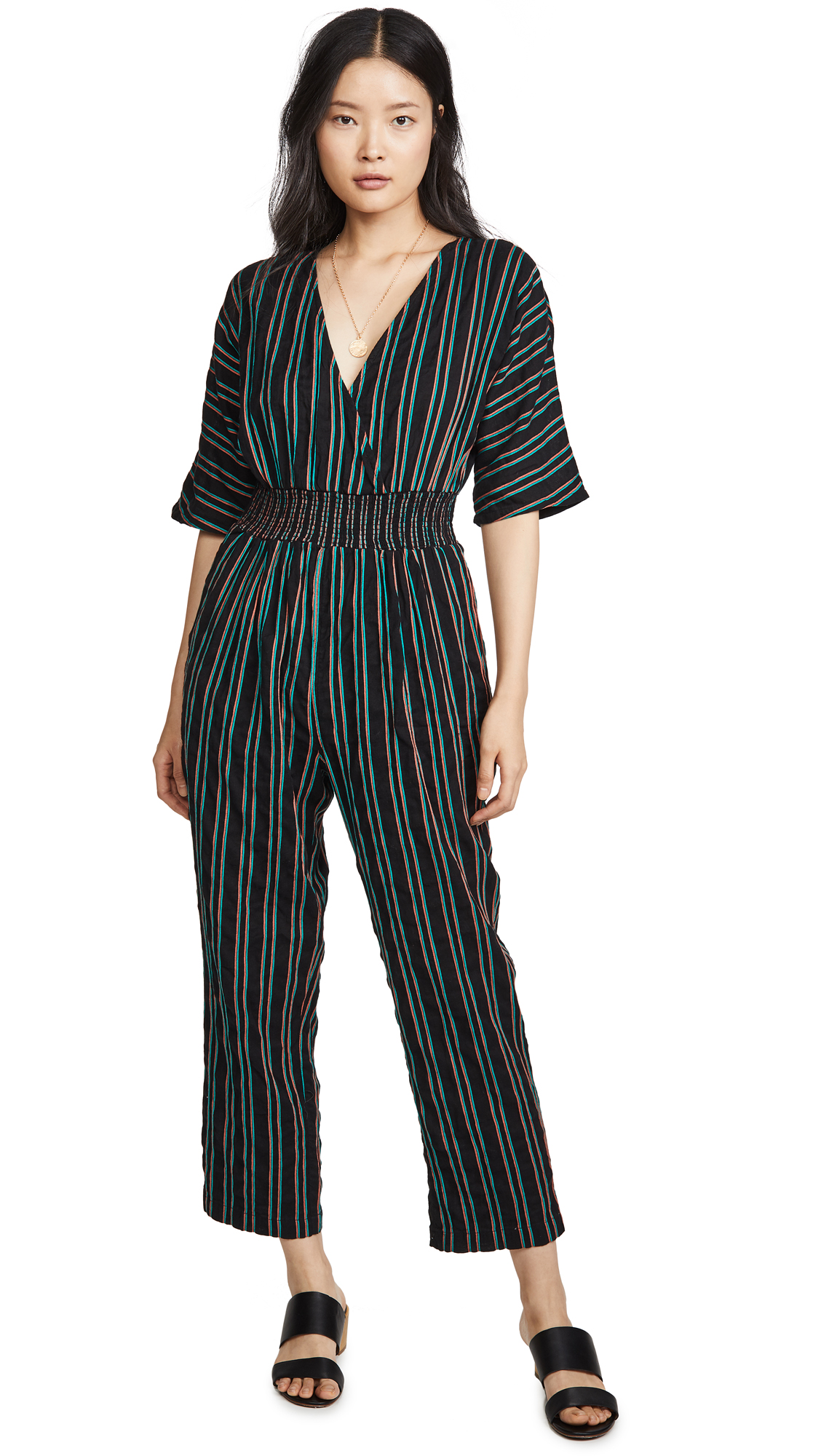 Buy ace & jig online - photo of ace & jig Bianca Jumpsuit